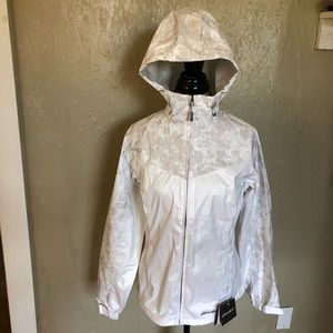 NWT Eddie Bauer Rippac Weather Edge Rain Jacket